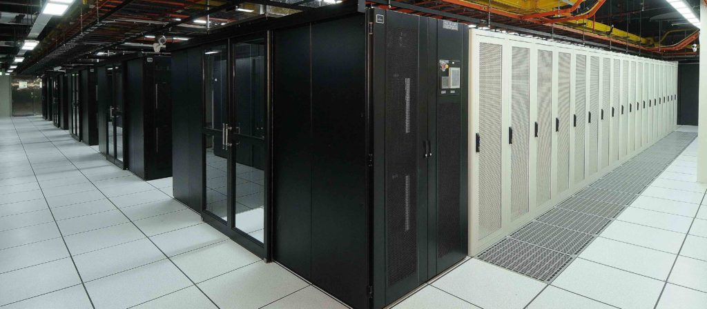 What Goes Into a Modular Data Center? - Flex MDC by